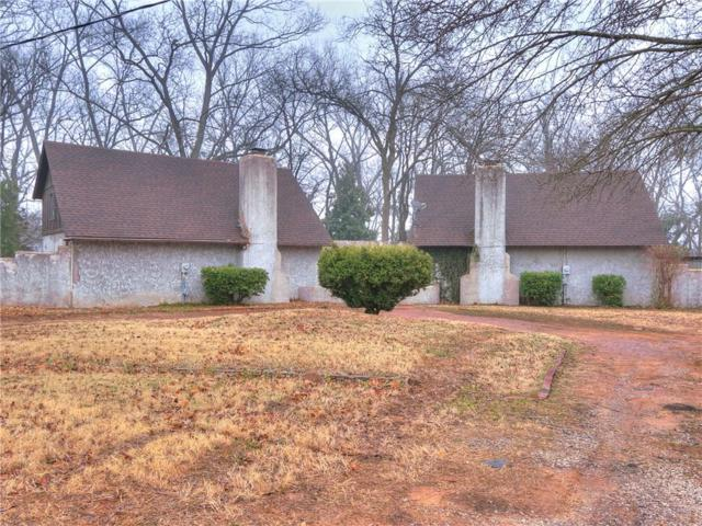 812 Cartwright Drive, Noble, OK 73068 (MLS #851724) :: Homestead & Co