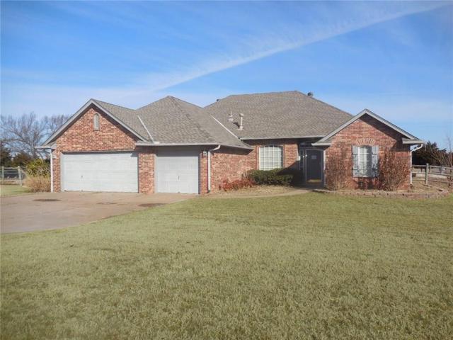 1721 Cinnamon Ridge Road, Edmond, OK 73025 (MLS #851726) :: Homestead & Co