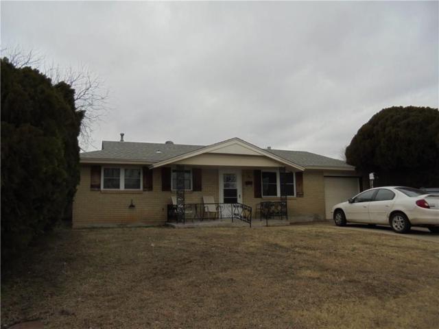 629 N Dillon Avenue, Moore, OK 73160 (MLS #851730) :: Homestead & Co