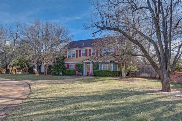 7100 Waverly Avenue, Nichols Hills, OK 73116 (MLS #851740) :: KING Real Estate Group
