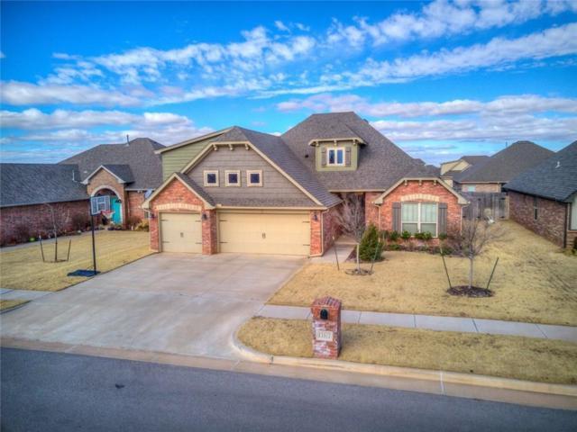 13517 Leighton Lane, Oklahoma City, OK 73142 (MLS #851780) :: Homestead & Co