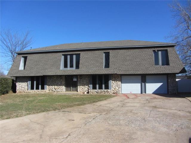 7308 Lancelot Place, Oklahoma City, OK 73132 (MLS #851790) :: Homestead & Co