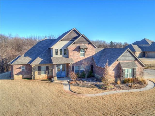 13610 Valley Ridge, Edmond, OK 73025 (MLS #851797) :: Homestead & Co