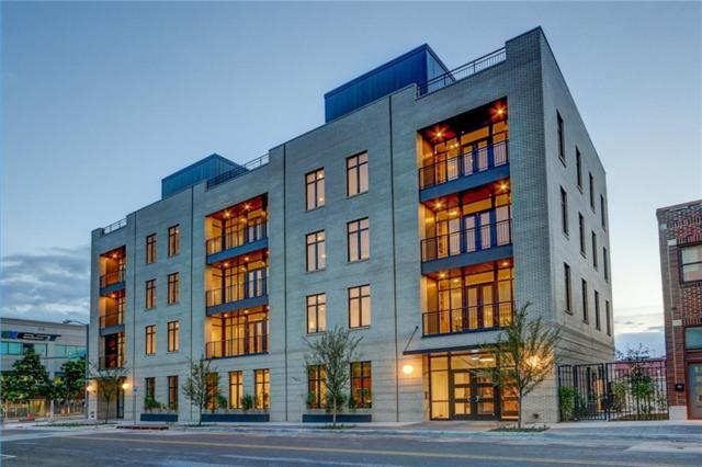 701 N Hudson Avenue #206, Oklahoma City, OK 73101 (MLS #851805) :: Erhardt Group at Keller Williams Mulinix OKC