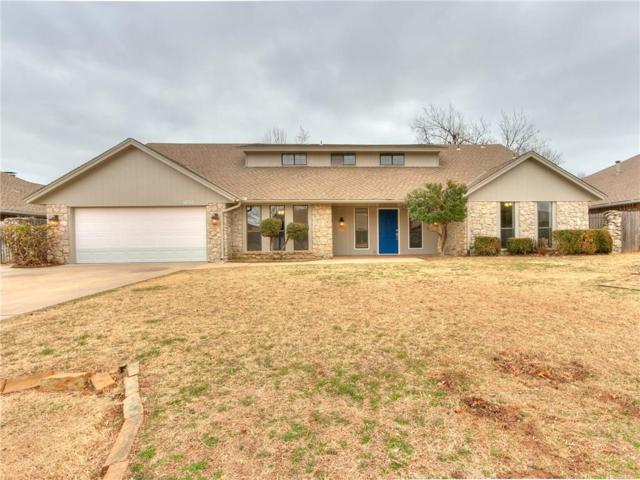 10312 Durham Drive, Oklahoma City, OK 73162 (MLS #851909) :: KING Real Estate Group