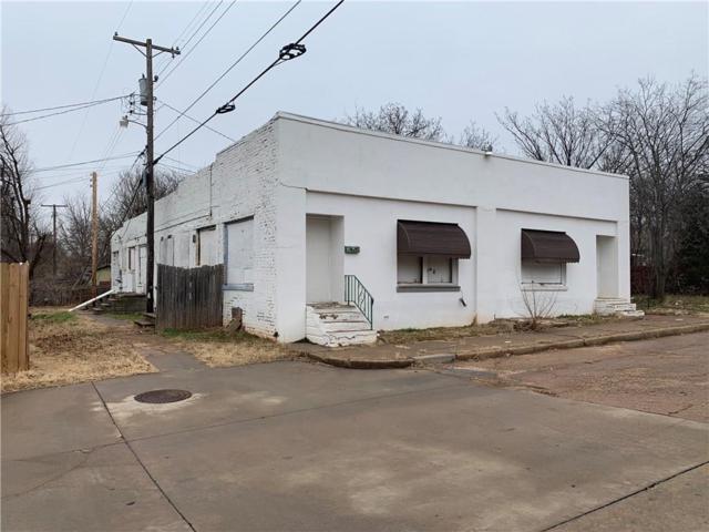 3510 N Francis Avenue, Oklahoma City, OK 73118 (MLS #851965) :: Erhardt Group at Keller Williams Mulinix OKC