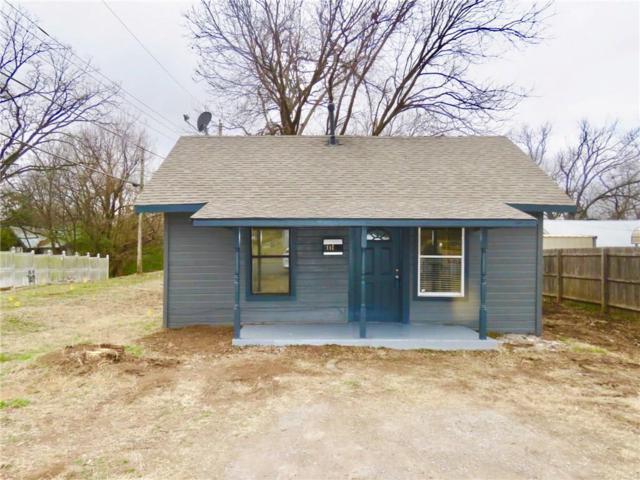 110 S 1st Street, Tecumseh, OK 74873 (MLS #851981) :: KING Real Estate Group
