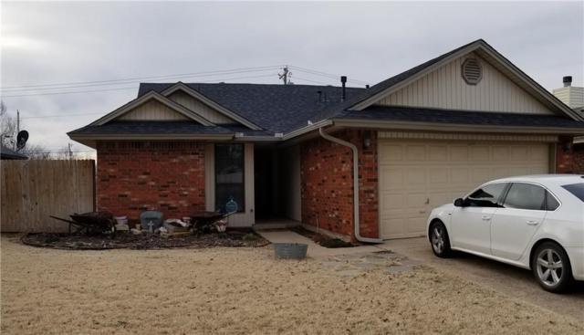 1181 N Blue Ridge Drive, Purcell, OK 73080 (MLS #852045) :: Homestead & Co