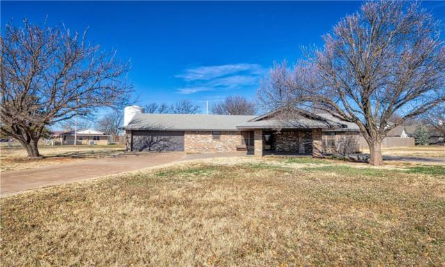 1901 Iowa Circle, Sayre, OK 73662 (MLS #852051) :: Homestead & Co