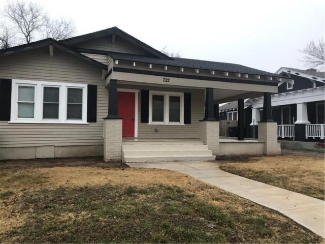 722 NW 27th Street, Oklahoma City, OK 73103 (MLS #852075) :: Homestead & Co