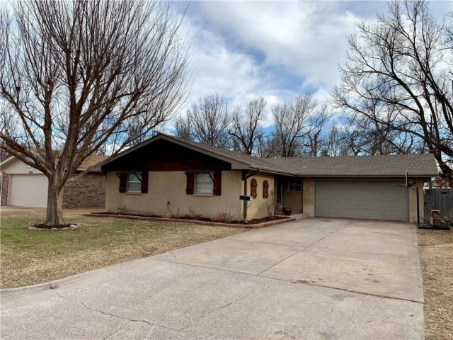 7916 NW 40th Street, Bethany, OK 73008 (MLS #852130) :: KING Real Estate Group
