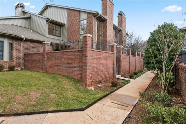 6208 Waterford Boulevard #94, Oklahoma City, OK 73118 (MLS #852216) :: KING Real Estate Group