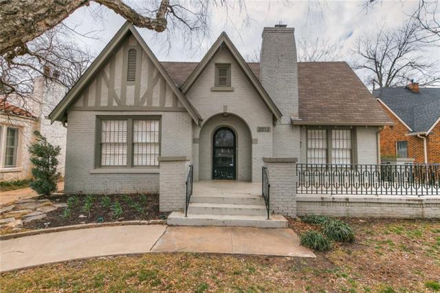 2012 NW 21st Street, Oklahoma City, OK 73106 (MLS #852234) :: Homestead & Co