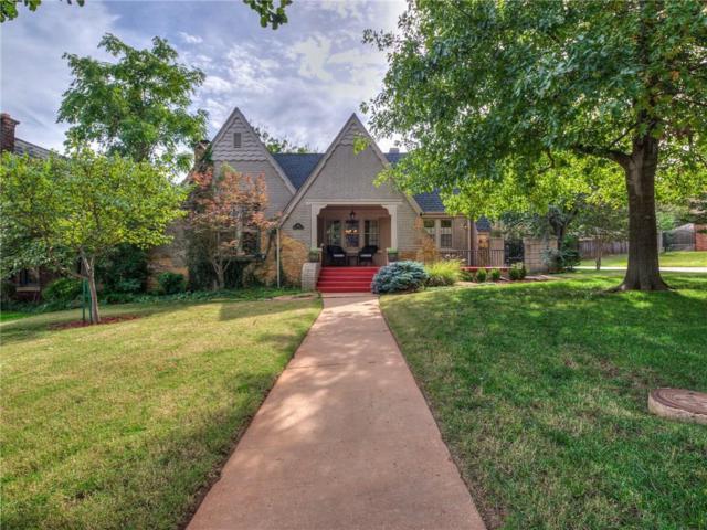 428 NW 34th Street, Oklahoma City, OK 73118 (MLS #852263) :: Homestead & Co