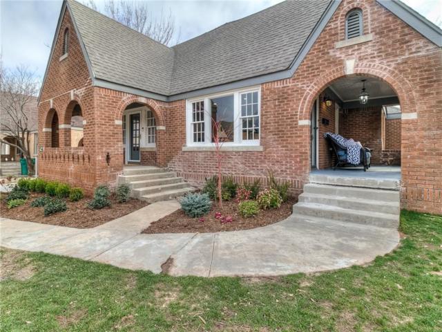 622 NW 28th Street, Oklahoma City, OK 73103 (MLS #852271) :: Homestead & Co
