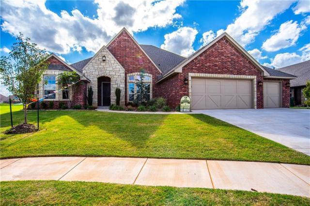 14605 Exmoor Circle, Oklahoma City, OK 73142 (MLS #852283) :: Homestead & Co