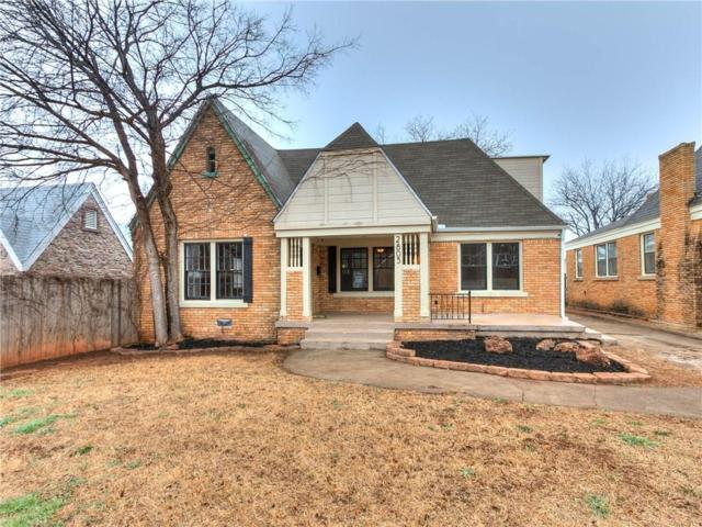 2805 NW 22nd Street, Oklahoma City, OK 73107 (MLS #852296) :: Homestead & Co
