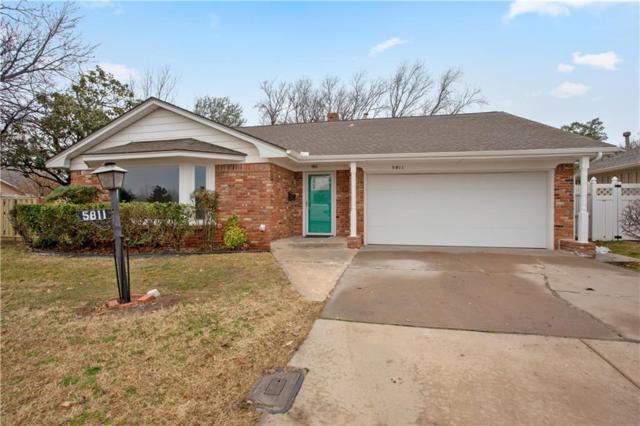 5811 N Villa Avenue, Oklahoma City, OK 73112 (MLS #852330) :: Homestead & Co