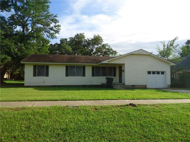 506 E Park Street, Tecumseh, OK 74873 (MLS #852338) :: KING Real Estate Group