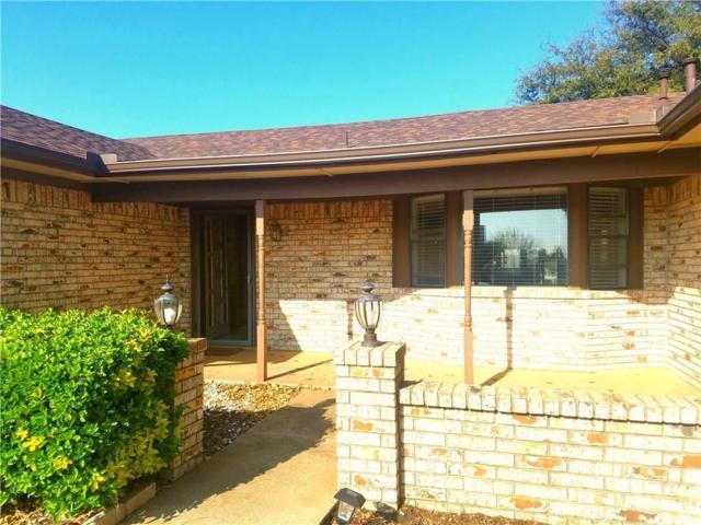 901 Cambridge Drive, Altus, OK 73521 (MLS #852370) :: KING Real Estate Group
