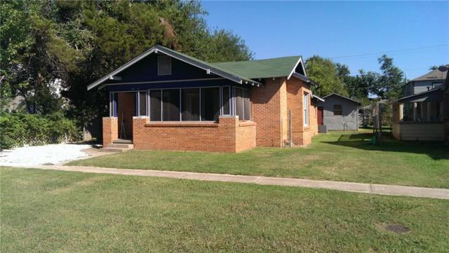 606 E Main Street, Norman, OK 73071 (MLS #852374) :: KING Real Estate Group