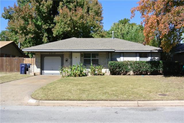 7213 NW 7th Street, Oklahoma City, OK 73127 (MLS #852395) :: Homestead & Co
