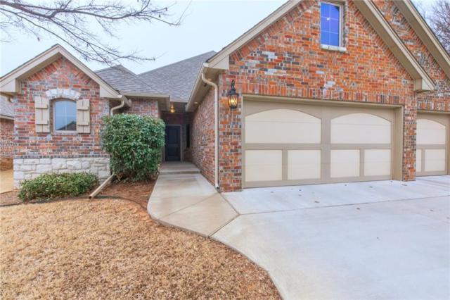 17821 Griffin Gate Drive, Edmond, OK 73012 (MLS #852399) :: KING Real Estate Group