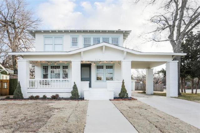326 NW 22nd Street, Oklahoma City, OK 73103 (MLS #852489) :: Homestead & Co