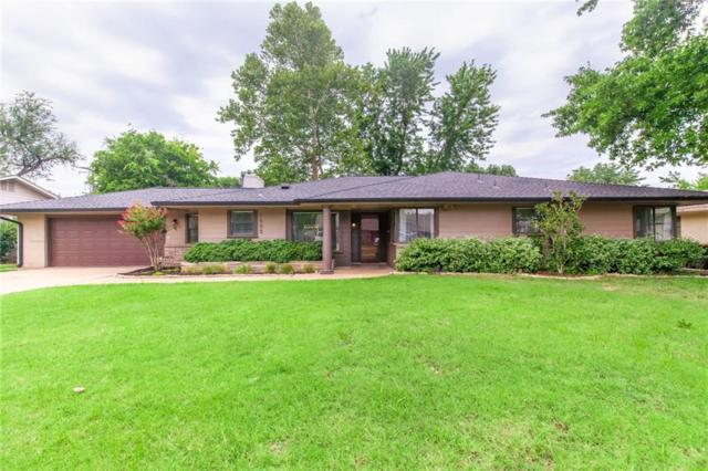 1505 Brighton Avenue, Oklahoma City, OK 73120 (MLS #852495) :: Homestead & Co