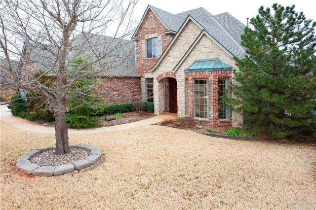 3116 Garden Vista, Edmond, OK 73034 (MLS #852500) :: Homestead & Co