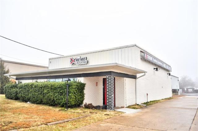 1813 N Harrison Street, Shawnee, OK 74804 (MLS #852505) :: Homestead & Co