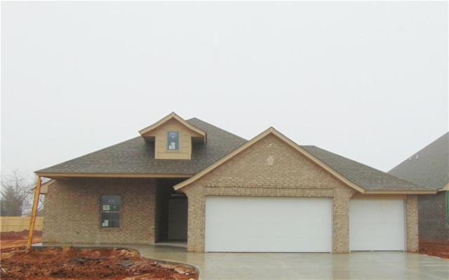 1808 W Zachary Way, Mustang, OK 73064 (MLS #852524) :: Homestead & Co