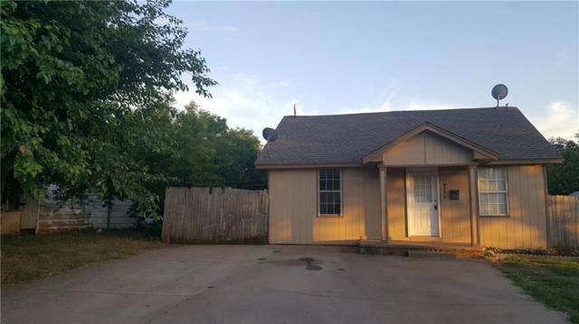 718 W Brule Street, Purcell, OK 73080 (MLS #852527) :: KING Real Estate Group