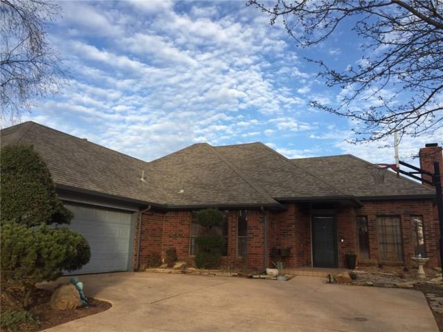 11212 Kingsgate Terrace, Oklahoma City, OK 73170 (MLS #852541) :: Homestead & Co