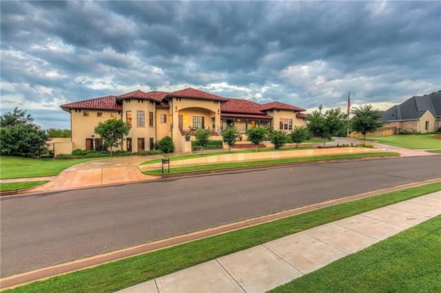 17515 Prairie Sky Way, Edmond, OK 73012 (MLS #852565) :: KING Real Estate Group