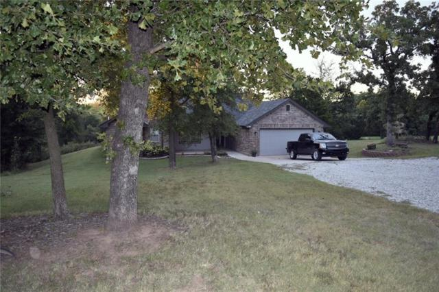 20140 N Rolling Meadows Drive, Luther, OK 73054 (MLS #852626) :: KING Real Estate Group