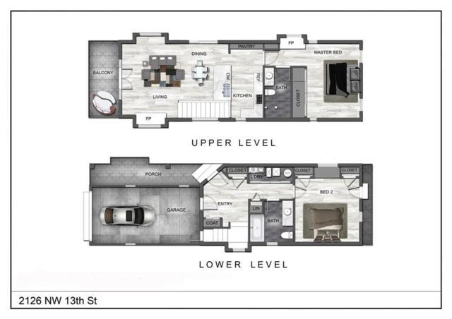 2126 NW 13th Street, Oklahoma City, OK 73107 (MLS #852633) :: KING Real Estate Group