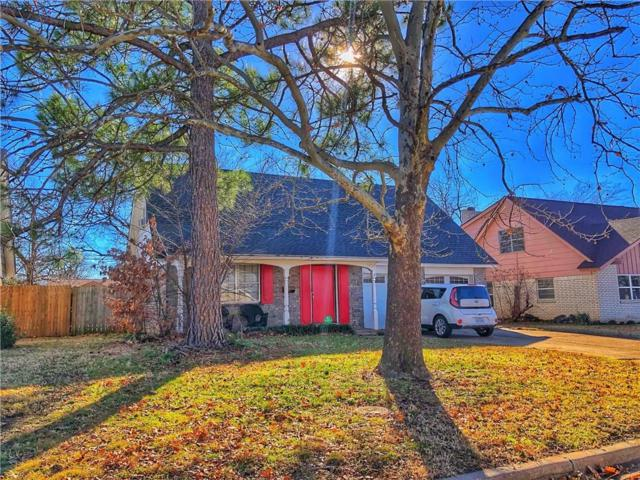 1300 NW 106th Street, Oklahoma City, OK 73114 (MLS #852705) :: Homestead & Co