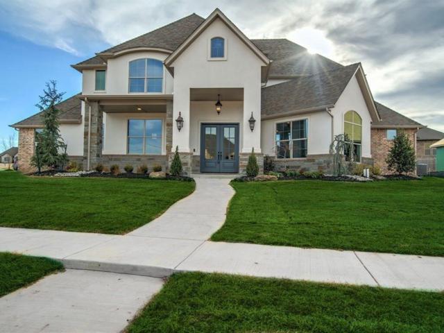 608 Newport Bridge Drive, Edmond, OK 73034 (MLS #852727) :: Homestead & Co