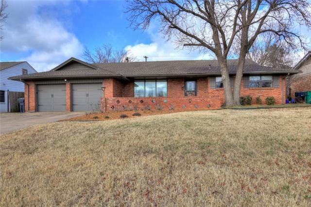 1315 W Wilshire Boulevard, Oklahoma City, OK 73116 (MLS #852761) :: Homestead & Co
