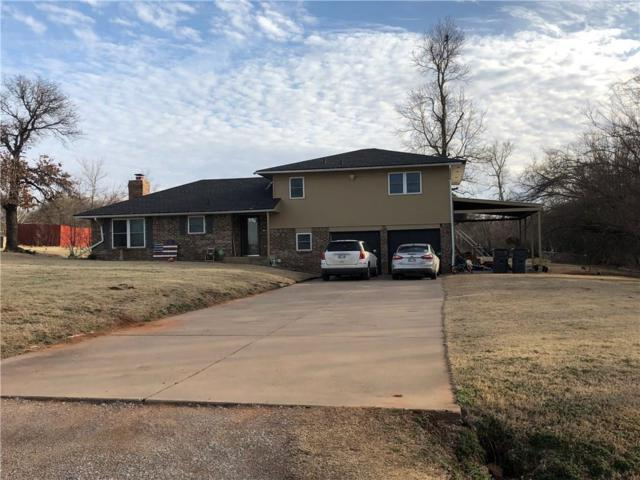 2343 County Road 1214, Blanchard, OK 73010 (MLS #852844) :: KING Real Estate Group