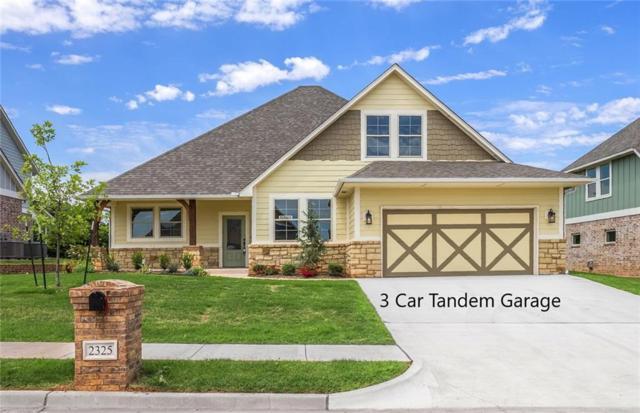 2325 Bretton Lane, Edmond, OK 73012 (MLS #852920) :: KING Real Estate Group