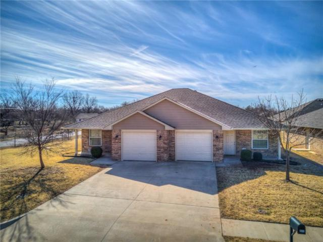 8400 N Cottage Park Drive, Midwest City, OK 73110 (MLS #852944) :: Homestead & Co