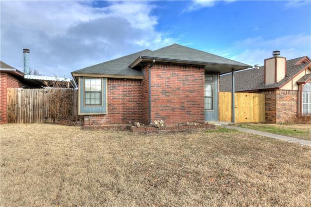 1315 SW 96th Street, Oklahoma City, OK 73159 (MLS #852967) :: Erhardt Group at Keller Williams Mulinix OKC