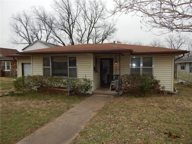 709 S Union Avenue, Shawnee, OK 74801 (MLS #852973) :: Homestead & Co