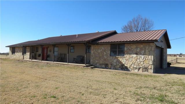 20992 E County Road 155, Altus, OK 73521 (MLS #852976) :: Homestead & Co
