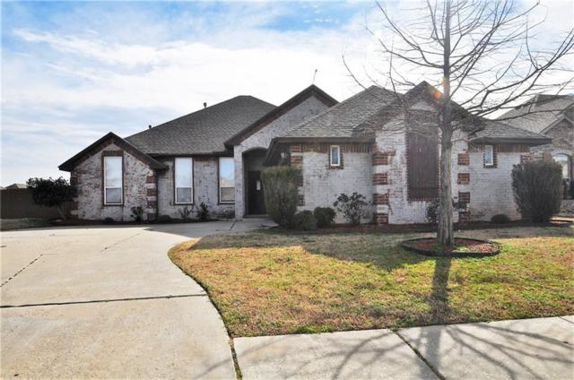 1700 NW 163rd Circle, Edmond, OK 73013 (MLS #852992) :: Homestead & Co