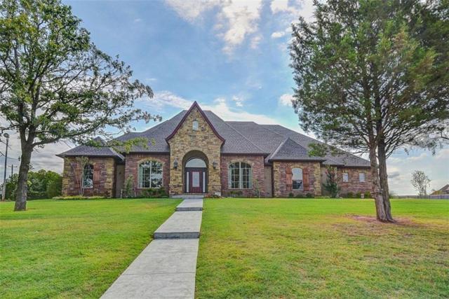58 Quail Hollow Way, Choctaw, OK 73020 (MLS #852999) :: KING Real Estate Group