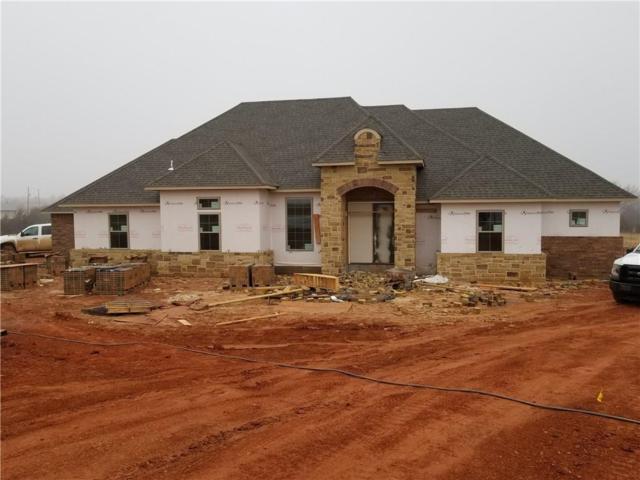 2266 Barrington Place Drive, Blanchard, OK 73010 (MLS #853003) :: KING Real Estate Group