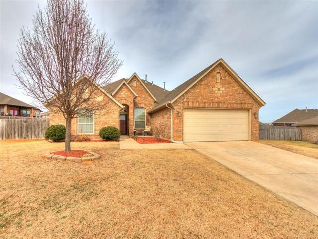 12793 Brody Court, Choctaw, OK 73020 (MLS #853008) :: KING Real Estate Group